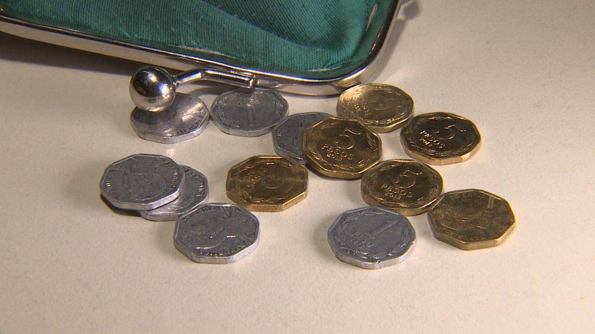 Comienza el redondeo con el retiro de monedas de $1 y $5