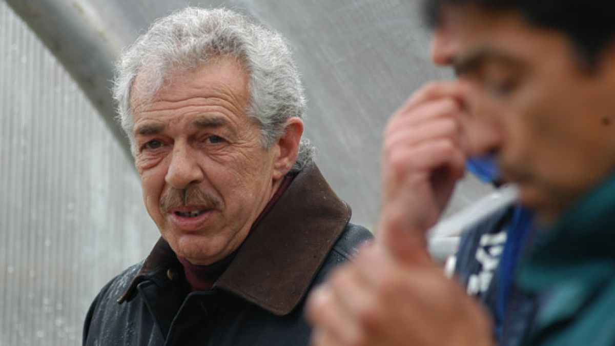 """Fallece reconocido técnico de Concepción y Puerto Montt Fernando """"Palito"""" Cavalleri"""