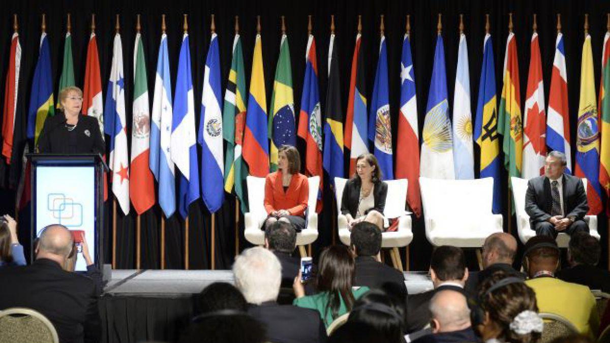 """Bachelet y compras públicas: Equivalen a un tercio de nuestras exportaciones de cobre"""""""