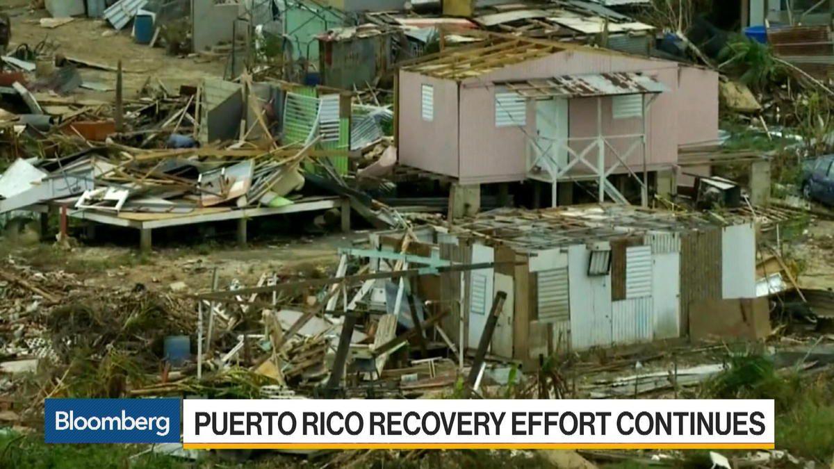 Trump insinúa que deuda de Puerto Rico tendrá que ser anulada