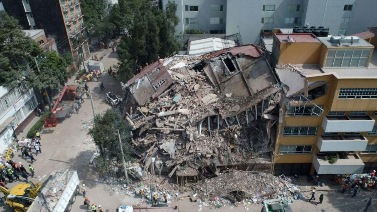 Las razones por las que colapsaron tantos edificios en México (y no todas son el terremoto)
