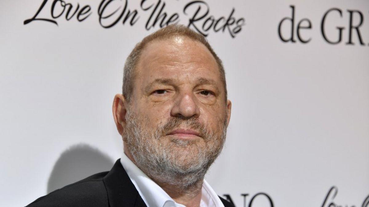 Productora investigará a Weinstein por acoso sexual