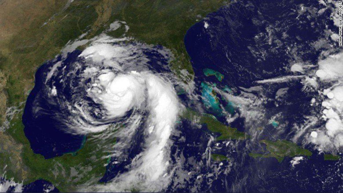 Huracán Nate toca tierra en el sur de EEUU