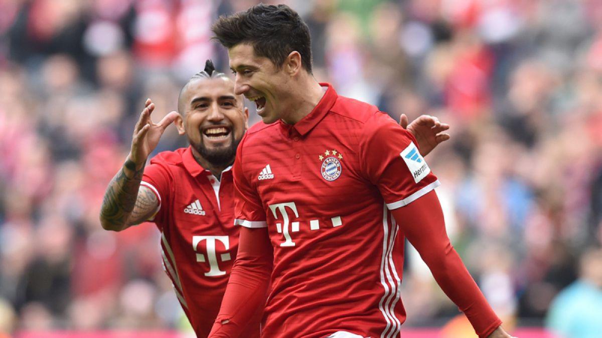 El Bayern no quiso escuchar a Lewandowski