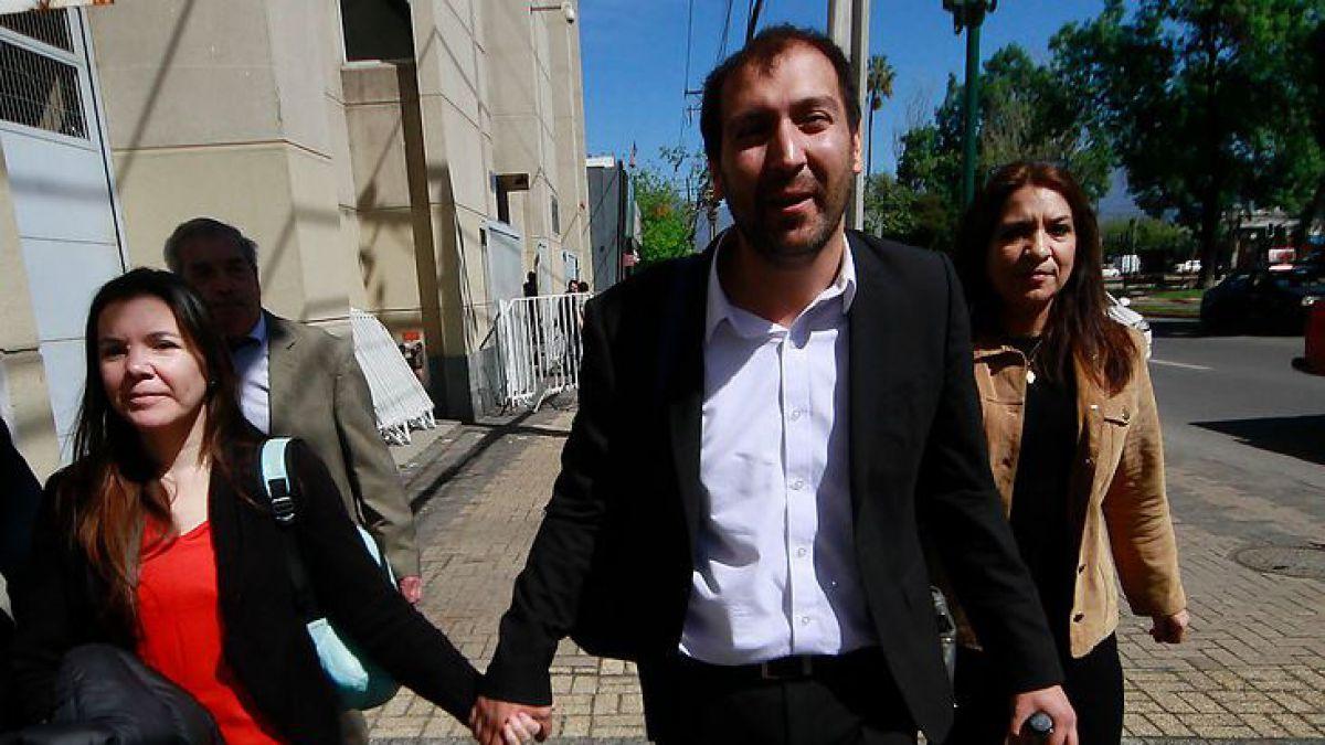 La historia judicial de Isaac Givovich, el incómodo yerno de Lavín