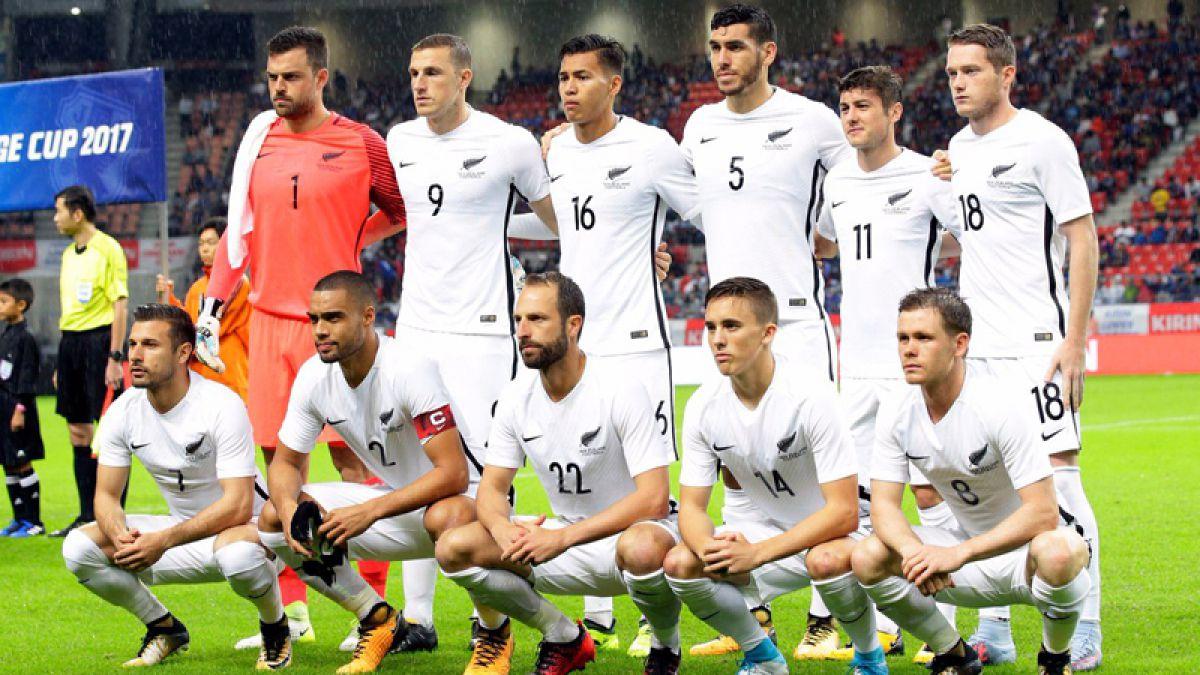 Así celebraron los hinchas peruanos en Nueva Zelanda — Eliminatorias