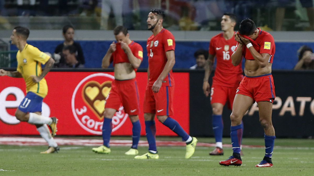 Tabla de Posiciones: Chile termina su sueño mundialista en el 6° lugar de las Clasificatorias