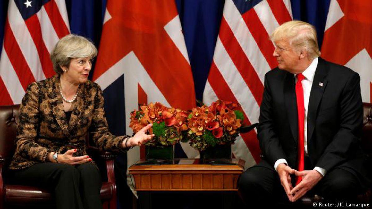 Gran Bretaña sopesa ingresar al NAFTA