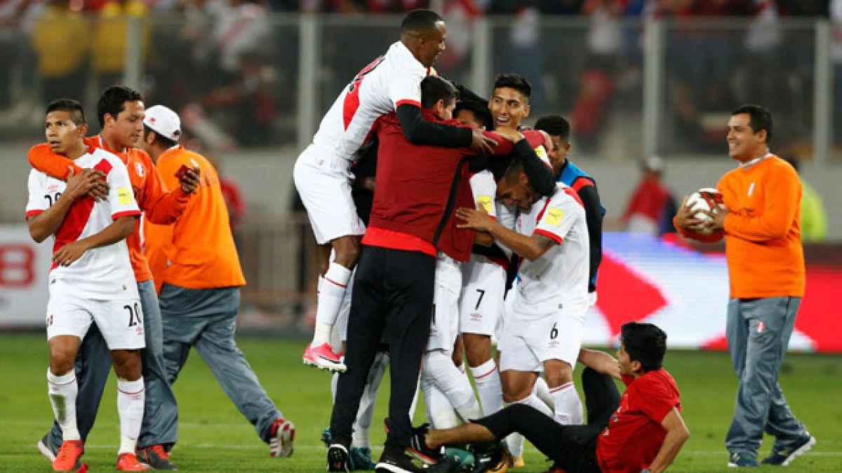 ¿Cuándo juegan Perú y el resto de los países que disputarán el repechaje para el Mundial de Rusia?