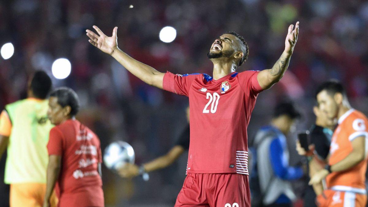 """Panamá debutará en un Mundial con el último aliento de su """"Generación Dorada"""""""