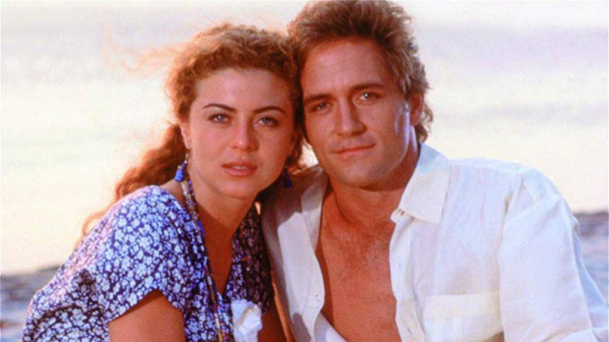 """Margarita Rosa de Francisco y Guy Ecker protagonizaron """"Café con aroma de mujer"""""""
