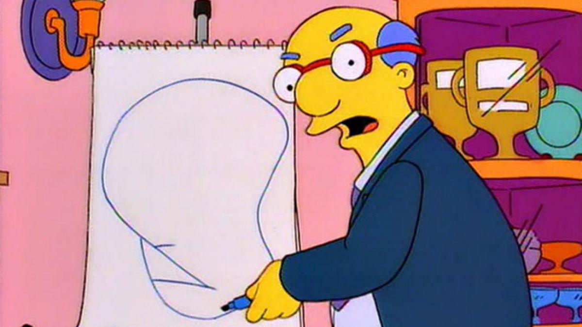 """Simpson-manía: Tatuaje de la """"dignidad"""" en hincha argentino se hizo viral en cosa de segundos"""