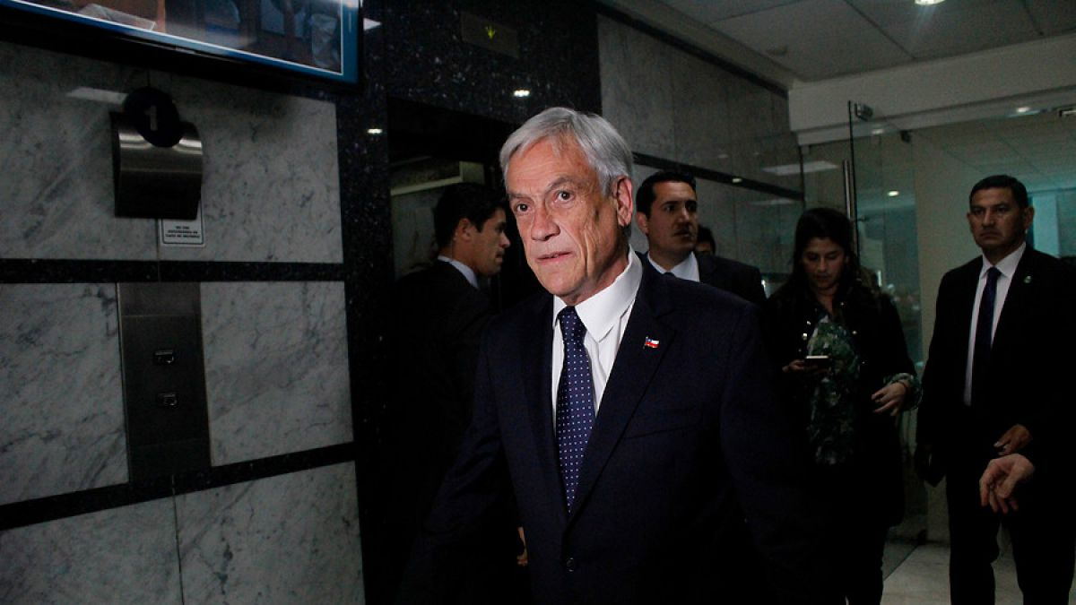 Piñera presenta propuesta educacional con énfasis en devolver a los padres derecho a elegir