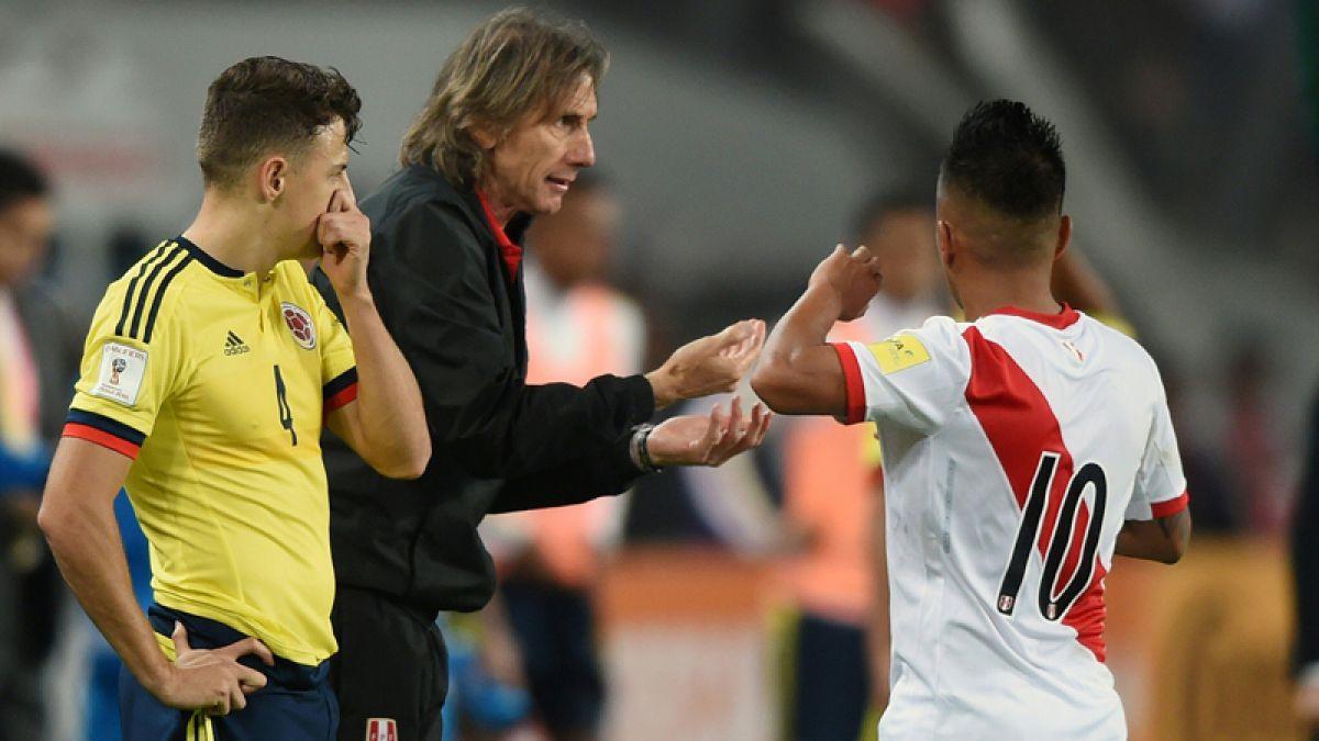 FIFA descarta tomar medidas por presunto arreglo entre Perú y Colombia