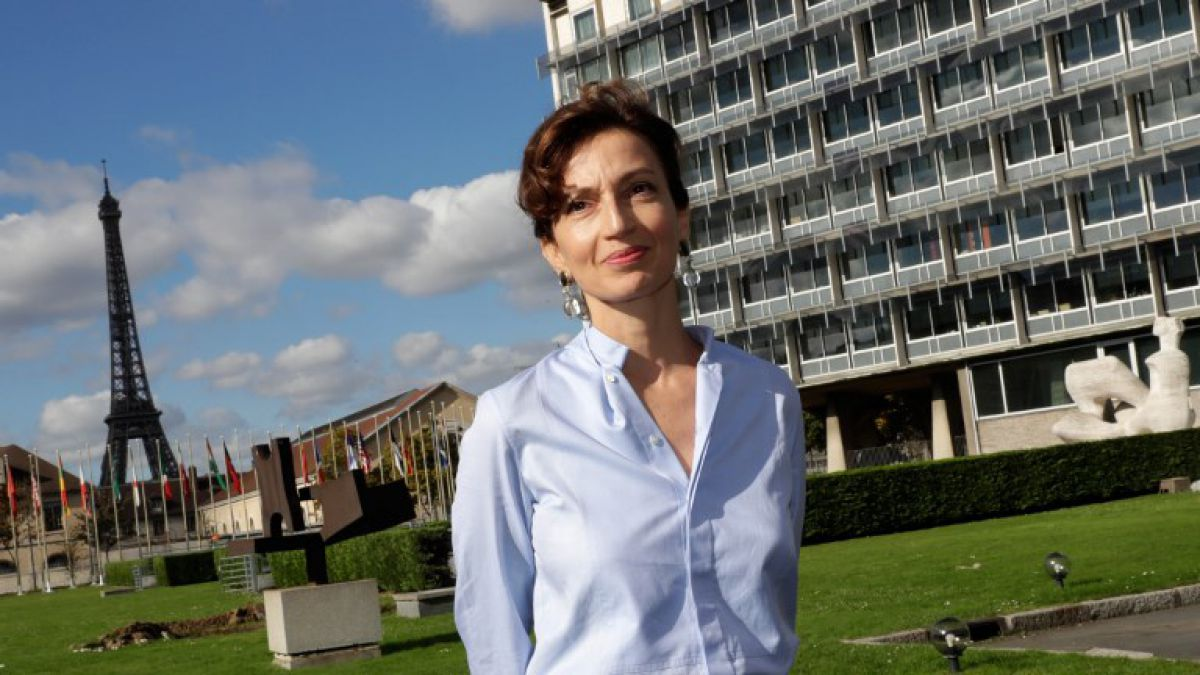 Eligen a la francesa Audrey Azoulay como directora de la UNESCO