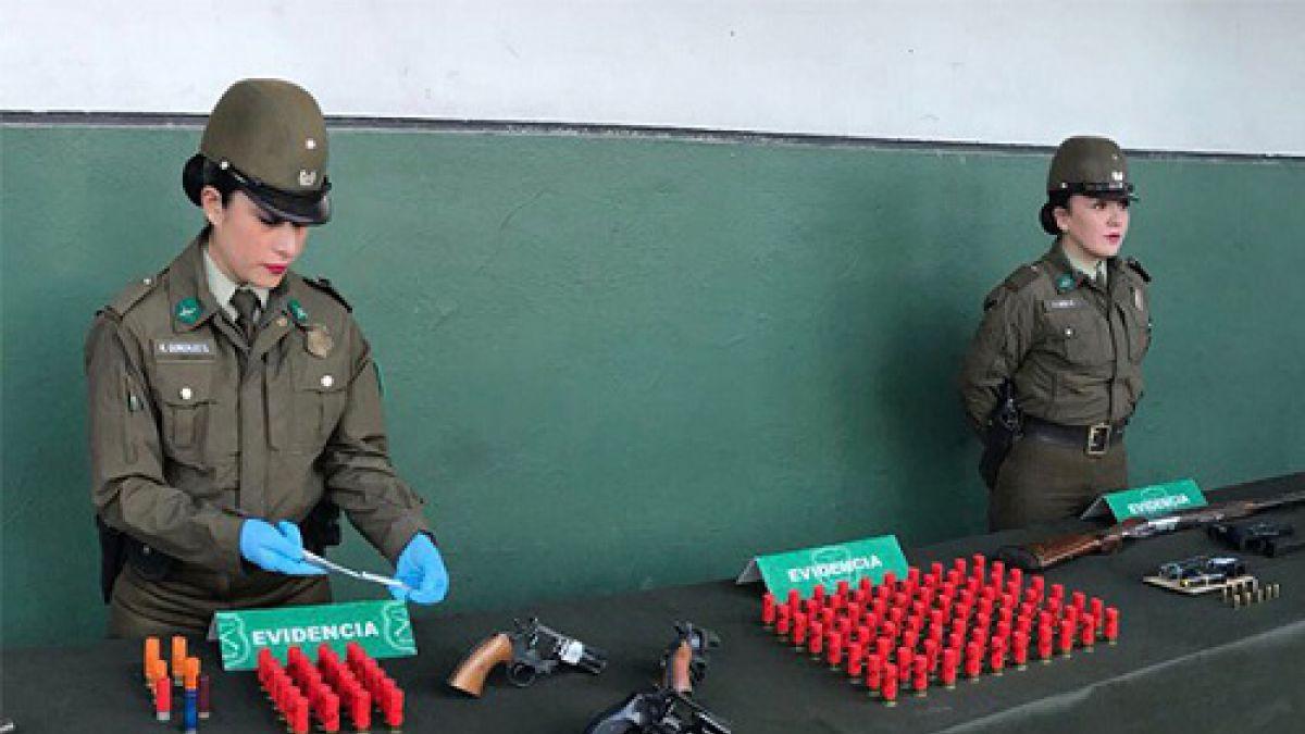 Carabineros detiene a más de dos mil personas en operativo nacional