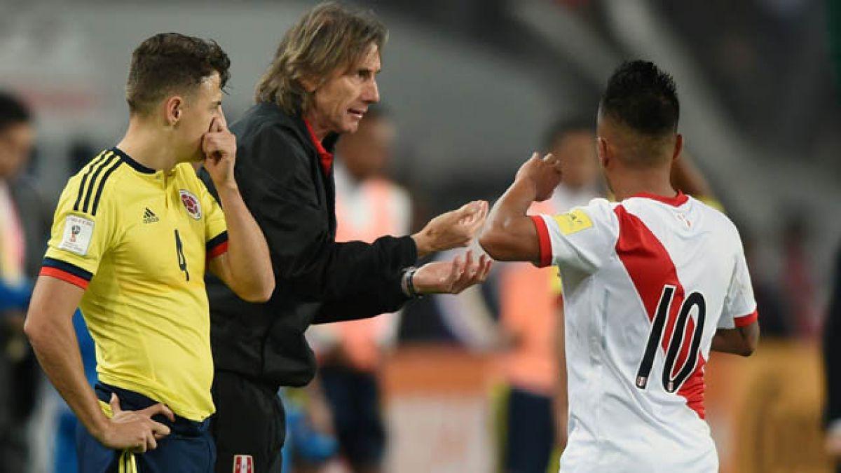 Chileno inició campaña para que FIFA expulse a Perú y Colombia