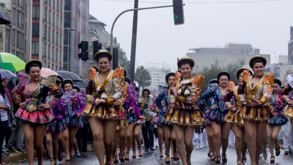 Santiago es Carnaval: la fiesta ciudadana que se tomará la Alameda