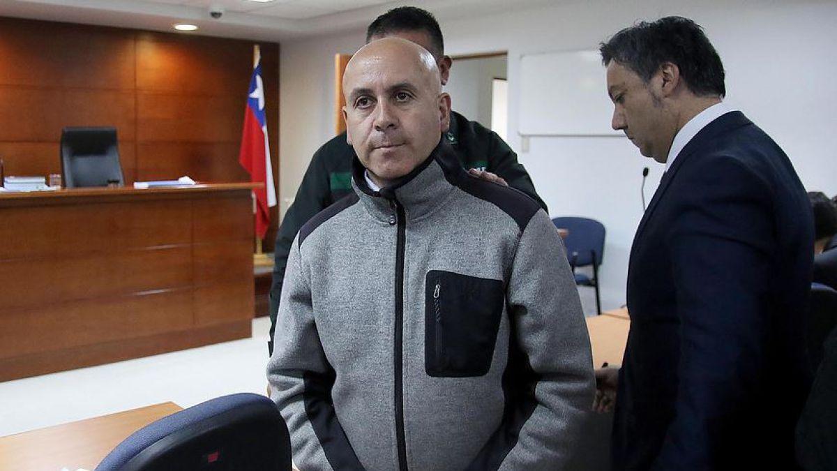 10 años de cárcel para José Pérez Mansilla — Caso Haeger