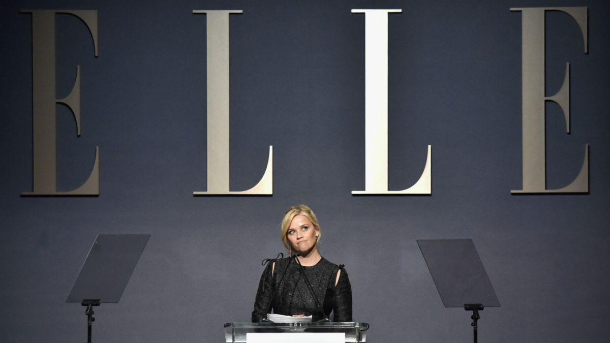Reese Witherspoon reveló que sufrió acoso sexual a los 16 años