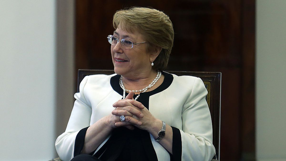 Bachelet desmiente que la delincuencia esté