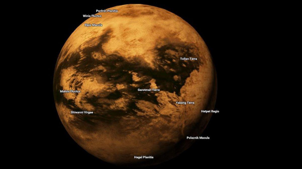 Los 16 Planetas Y Sat 233 Lites Que Puedes Explorar Con Google