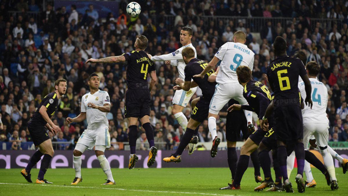 Real Madrid iguala ante Tottenham y Sevilla de Berizzo recibe dura goleada en Champions