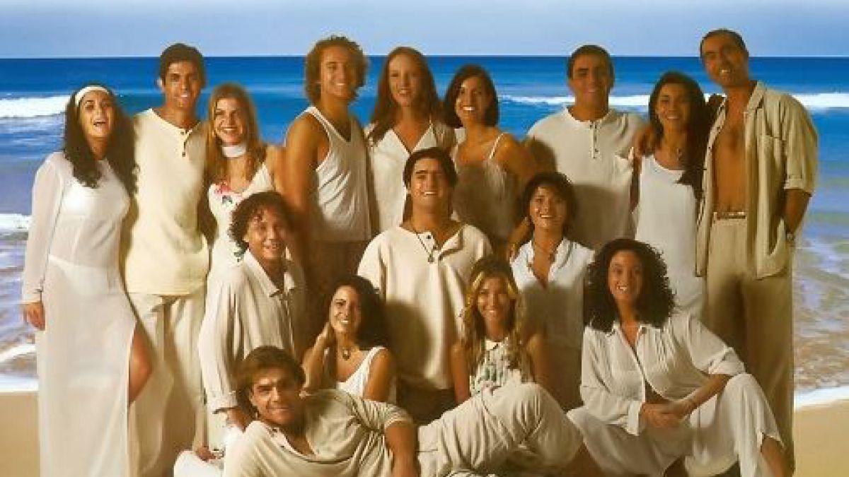 """""""Playa salvaje"""" fue emitida por Canal 13 el segundo semestre de 1997"""