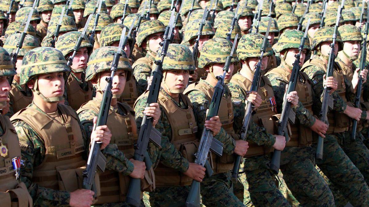 Servicio Militar Obligatorio  revisa la lista de llamados en 2018 ... 0b313310461