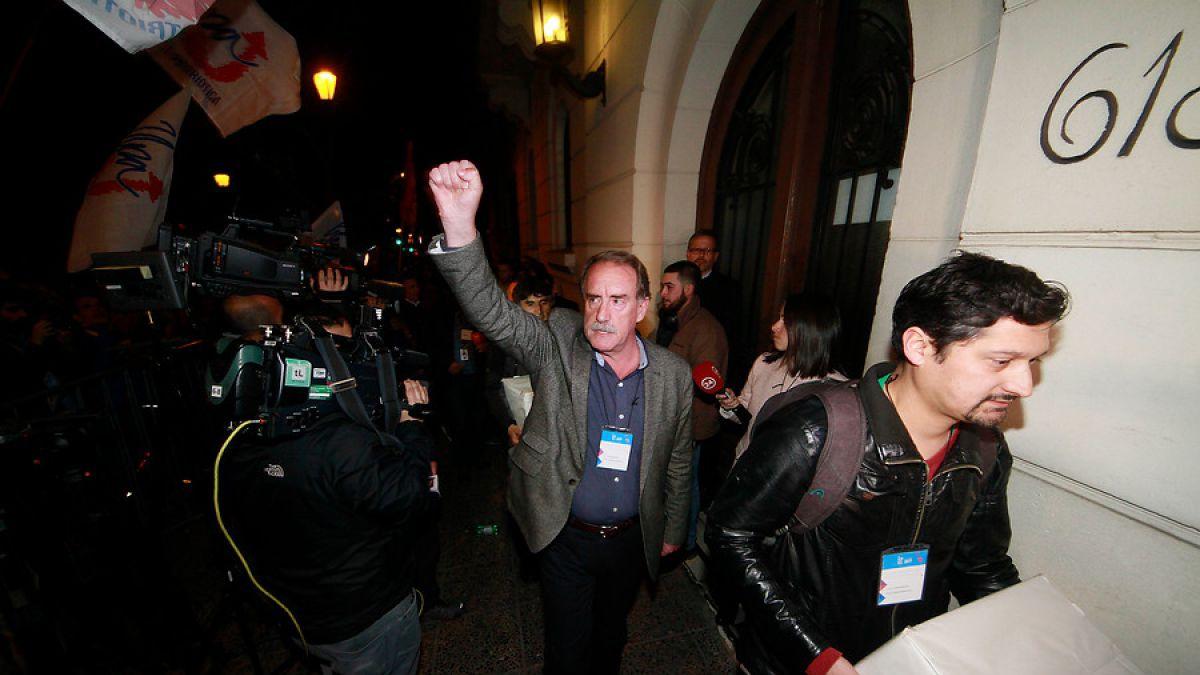 Eduardo Artés: A la izquierda de la izquierda