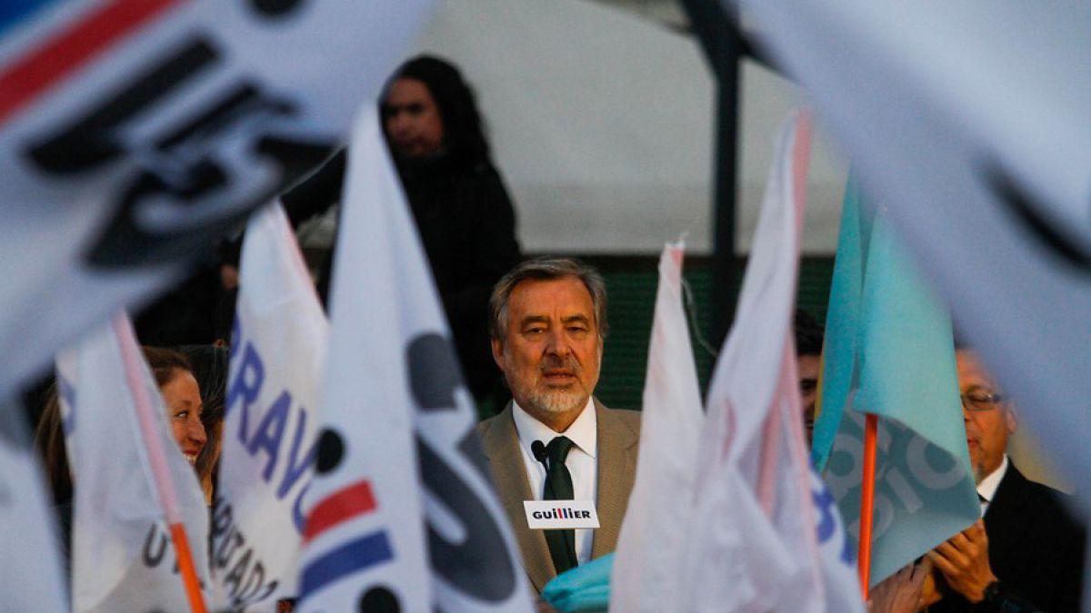 Alejandro Guillier: El periodista que busca proyectar las reformas
