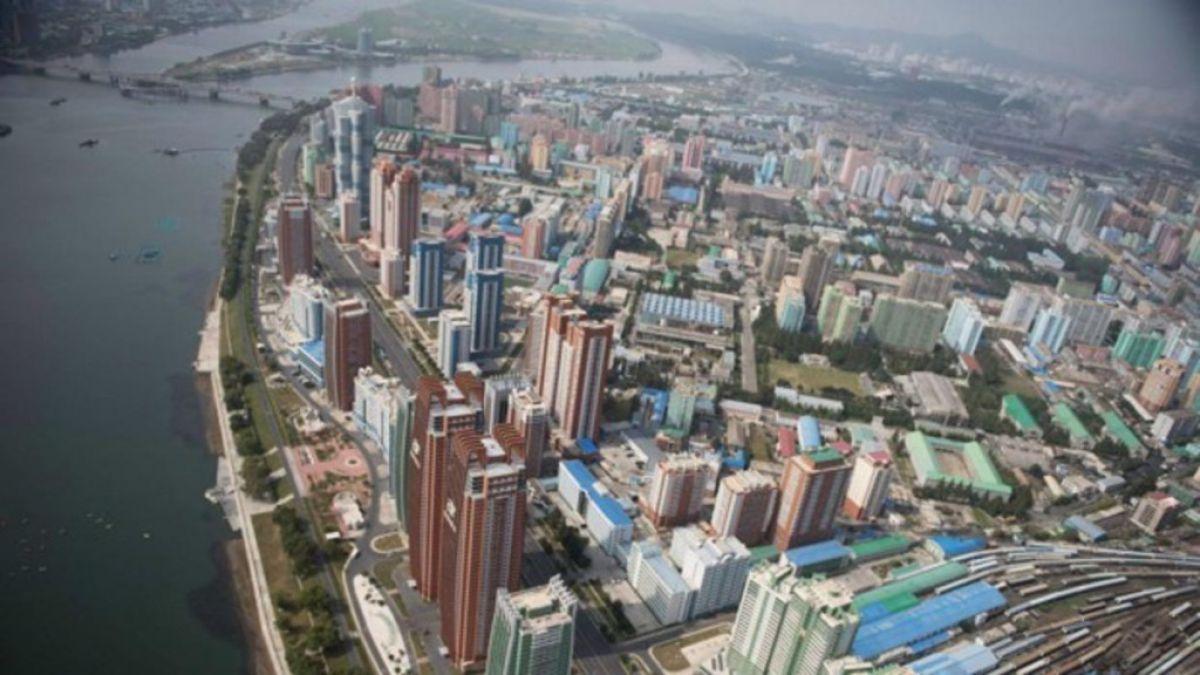 Resultado de imagen para corea del norte ciudad