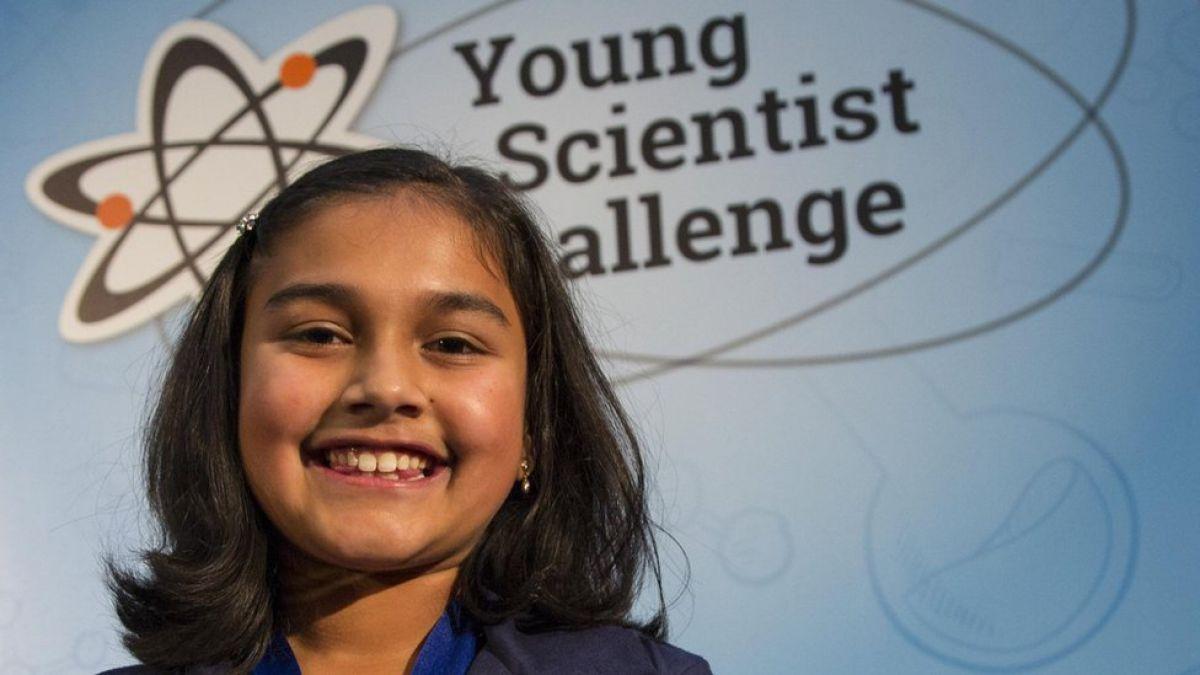 Gitanjali Rao, la niña de 11 años nombrada como la mejor científica joven de Estados Unidos