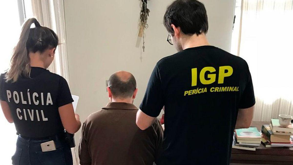 Más de 100 detenidos en Brasil en una megaoperación contra la pedofilia
