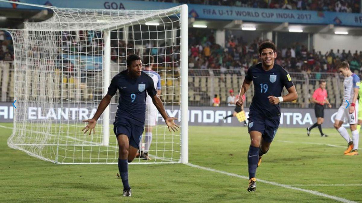 Inglaterra y Mali ganan para clasificar a semis del Mundial Sub 17 de India