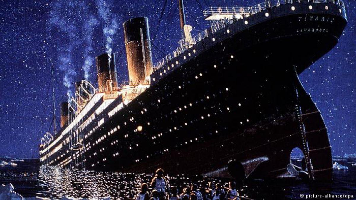 Subastan en precio récord carta de víctima de Titanic