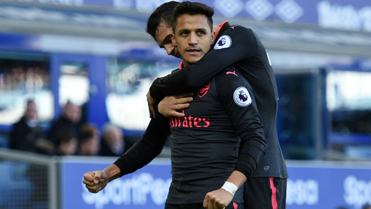 Alexis Sánchez vuelve con todo en aplastante goleada del Arsenal por Premier League