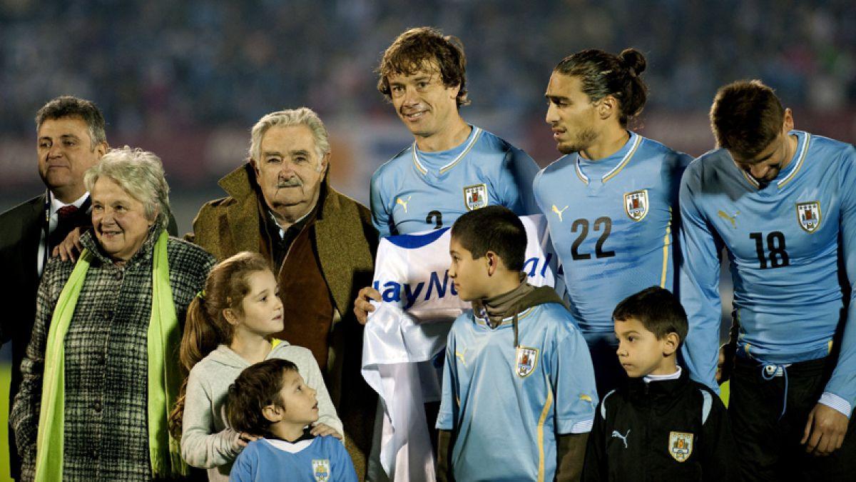 josé mújica uruguay