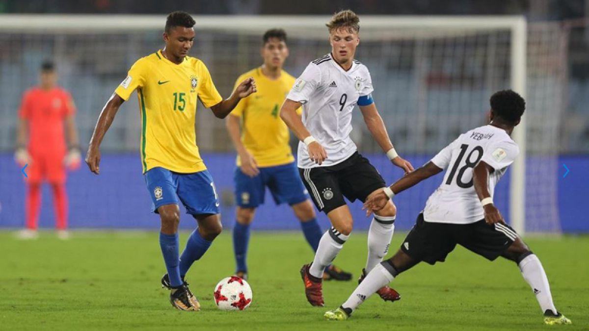 Brasil y España avanzan a las semifinales del Mundial Sub 17 de India