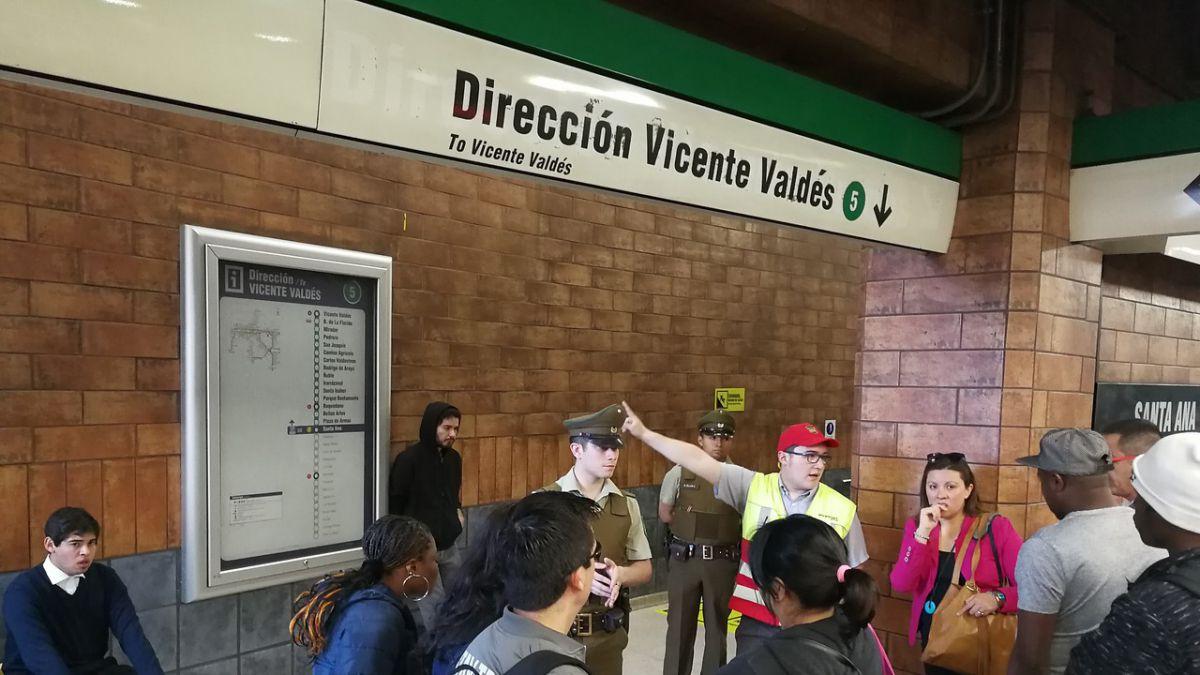 Línea 6 del Metro de Santiago estará operativa el 2 de noviembre