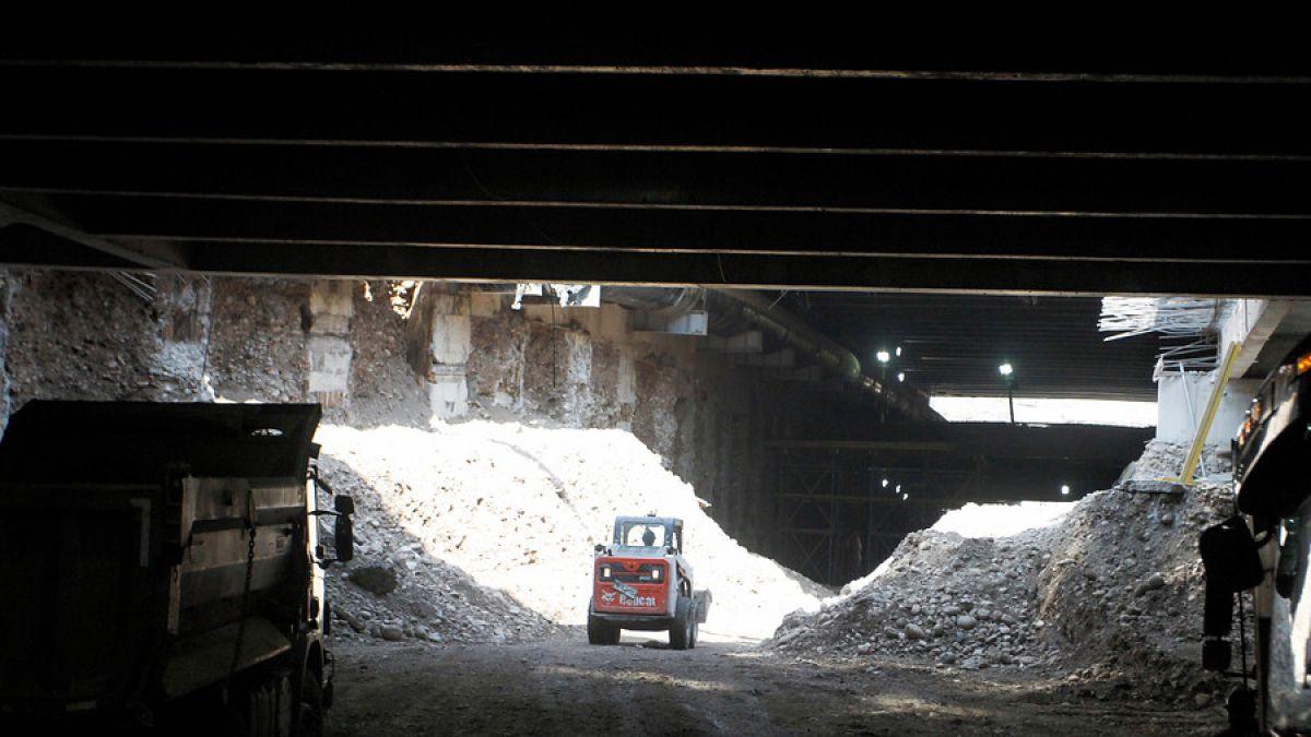 Este jueves comienzan los desvíos por los trabajos del túnel Kennedy