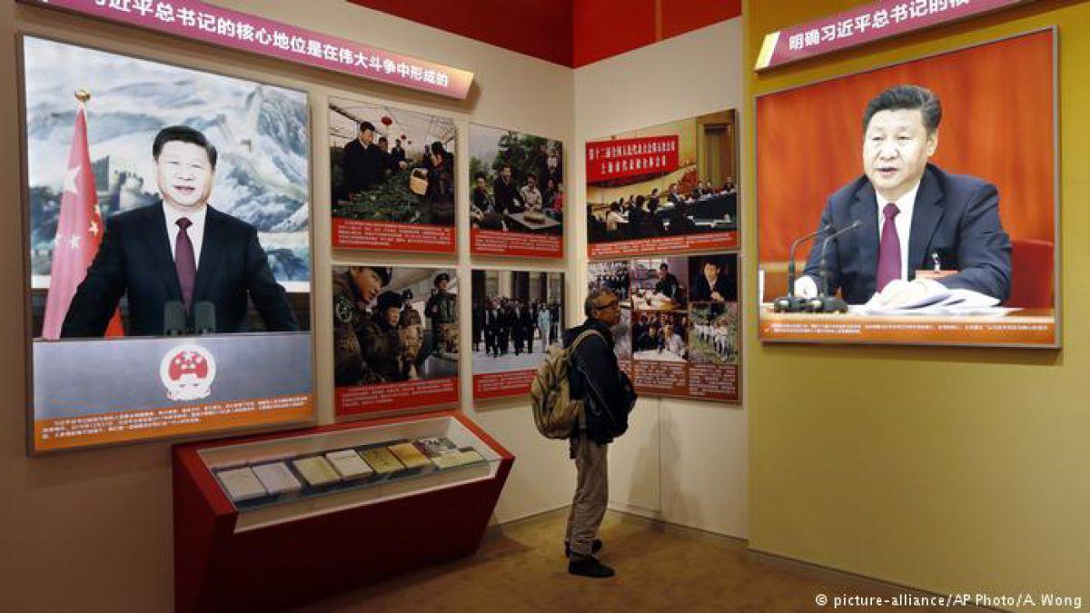 Congreso Comunista chino cierra con gran aprobación de Xi