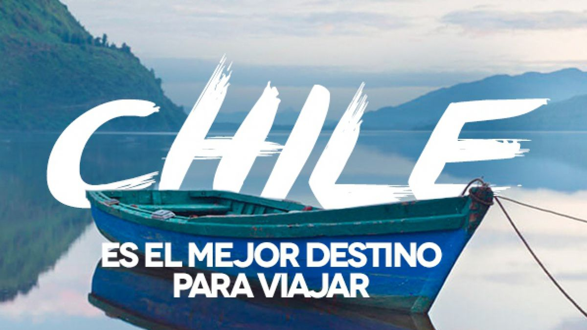Lonely Planet elige a Chile como el destino imperdible de 2018