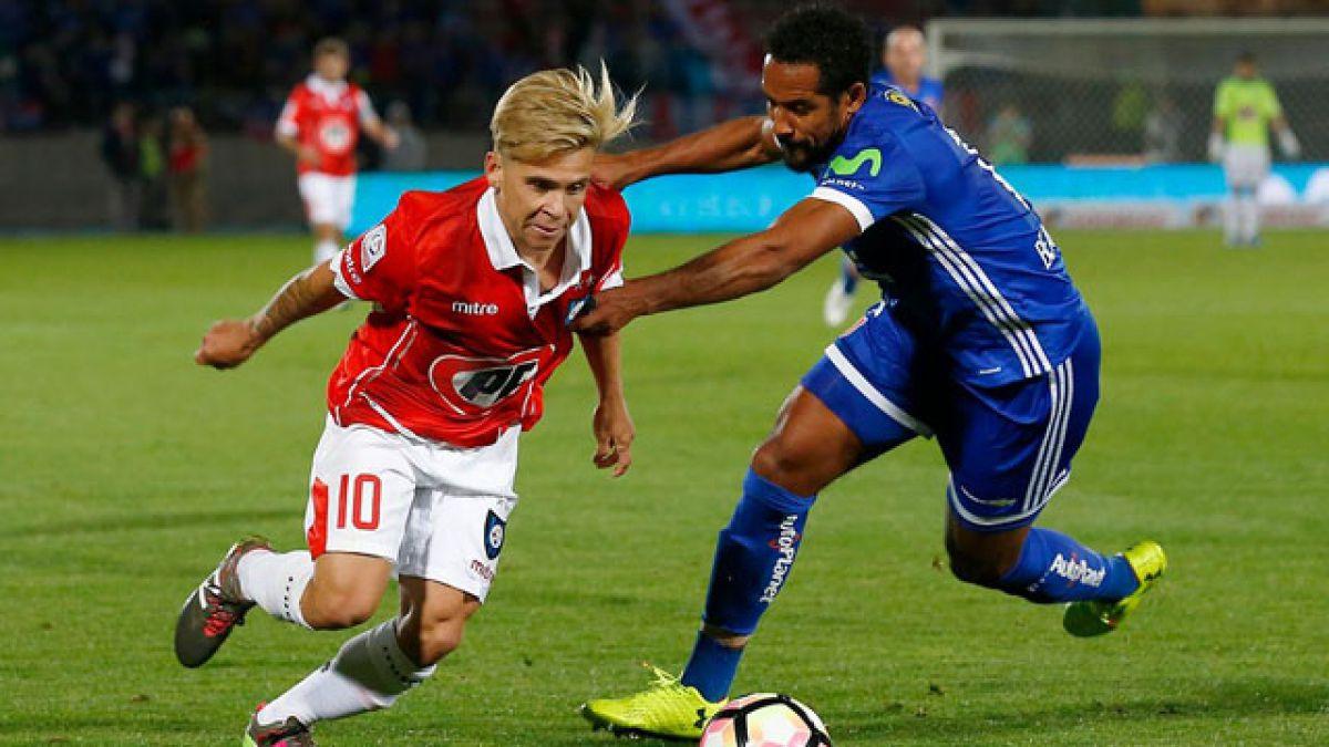 U. de Chile quiere a figura del fútbol nacional para Copa Libertadores