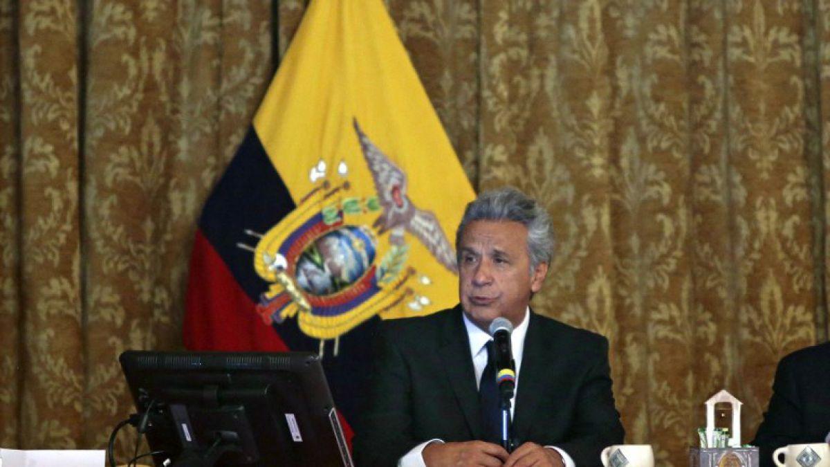 Embajador argentino cuestionado por declaraciones sobre la limpieza de los ecuatorianos