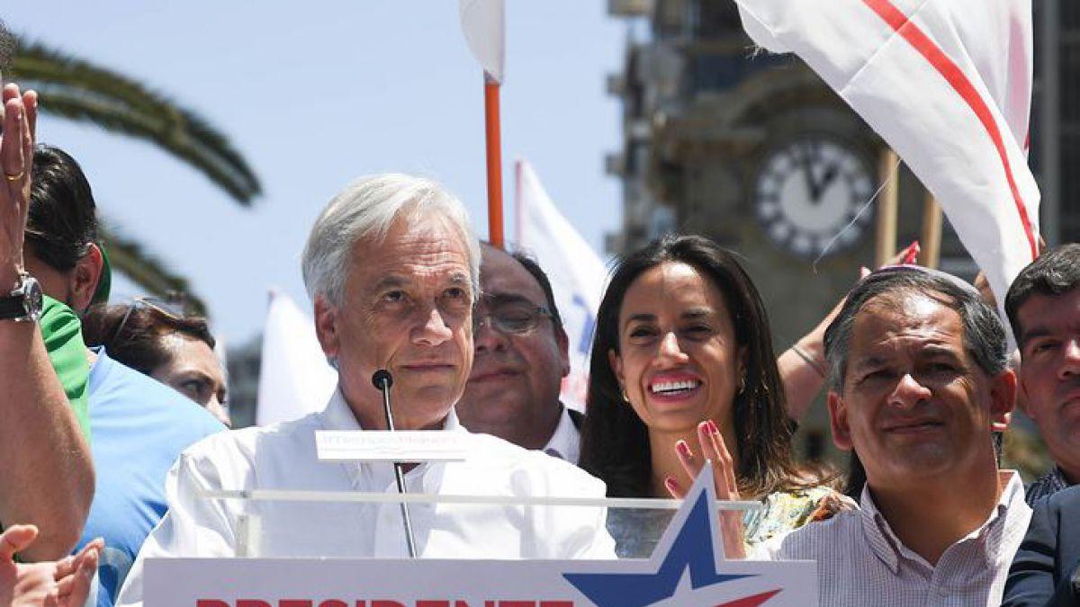 Encuesta CEP: Un 44,4% de los votantes probables se inclinará por Piñera en primera vuelta