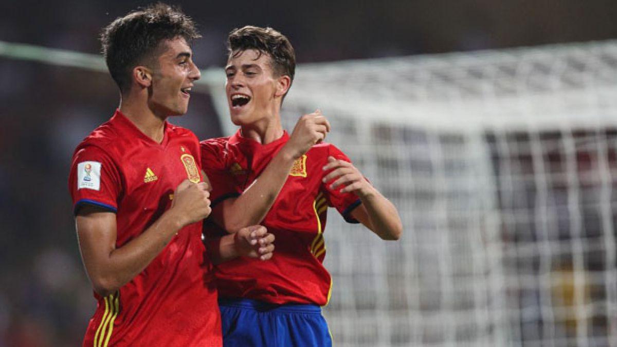 España vence a Mali y disputará ante Inglaterra la final del Mundial Sub 17