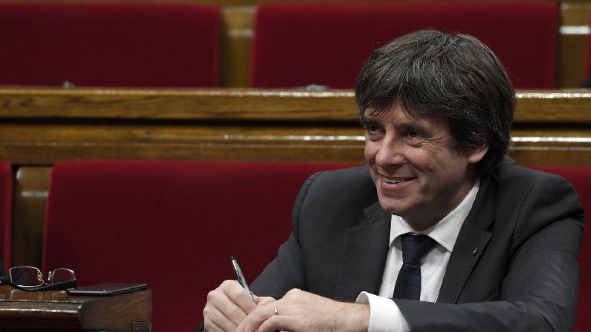 Oposición implora elecciones a Puigdemont, mientras su partido está listo para romper con Madrid