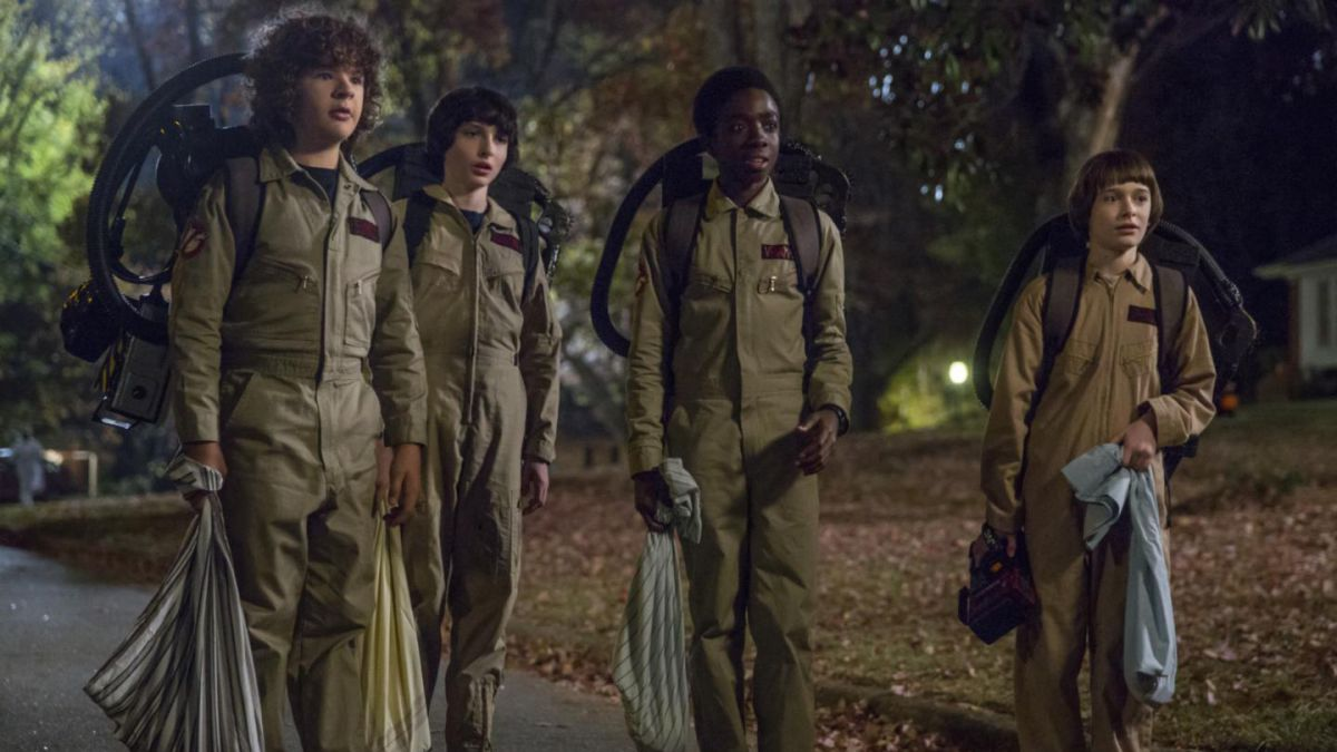 Stranger things 2: actores hablan del temible upside down