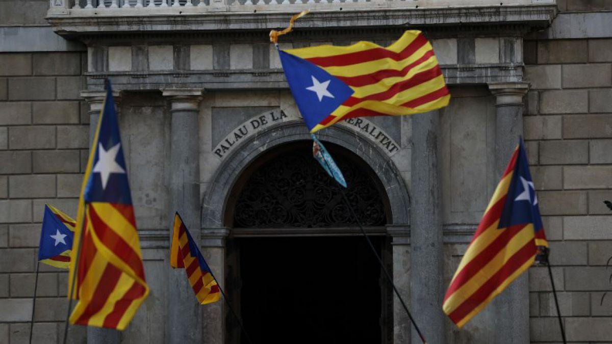 Independencia: Bancos de Cataluña se desploman en la Bolsa